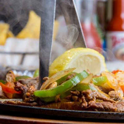 Steak or Chicken Fajita